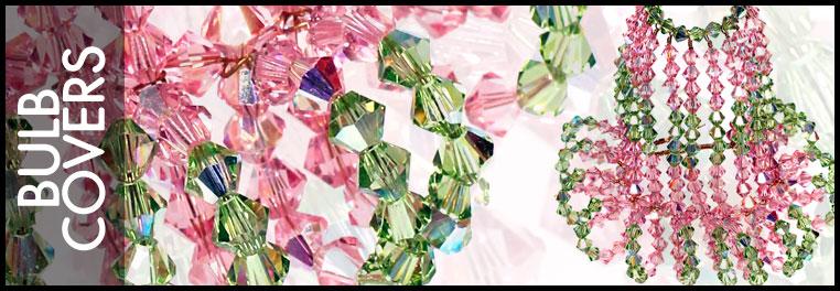 Swarovski Crystal Bulb Covers