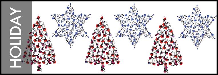 Swarovski Crystal Holiday Jewelry